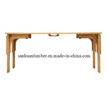 Mesa plegable y silla para niños