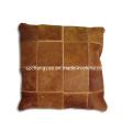 Couvertures en cuir naturel en peau de vachette