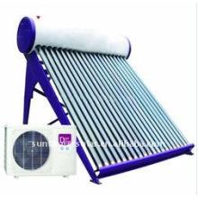 Acondicionador de aire solar y calentador de agua solar