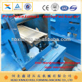 xinnuo fireproofing shutter colored steel arched roof roll-up door forming machine new design china manufacturer