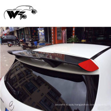 sport refitted the carbon fiber tail fin for Benz W176 A180 A180 A200 A250 A260 A45