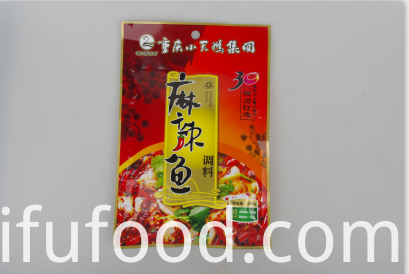 Spicy fish sauce