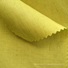 Tissu en satin de soie de chanvre 125X99 (QF13-0164)