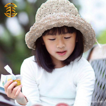 New Fashion Casual Spring And Summer Kids Hats Straw Hat