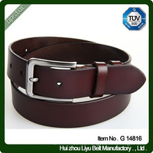 2014 Fashion Casual Man Leather Belt High Quality Belt