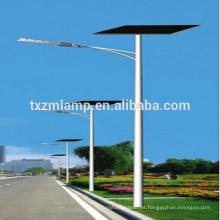 El precio de la luz de calle llevado 60w solar llevó componentes de la luz de calle