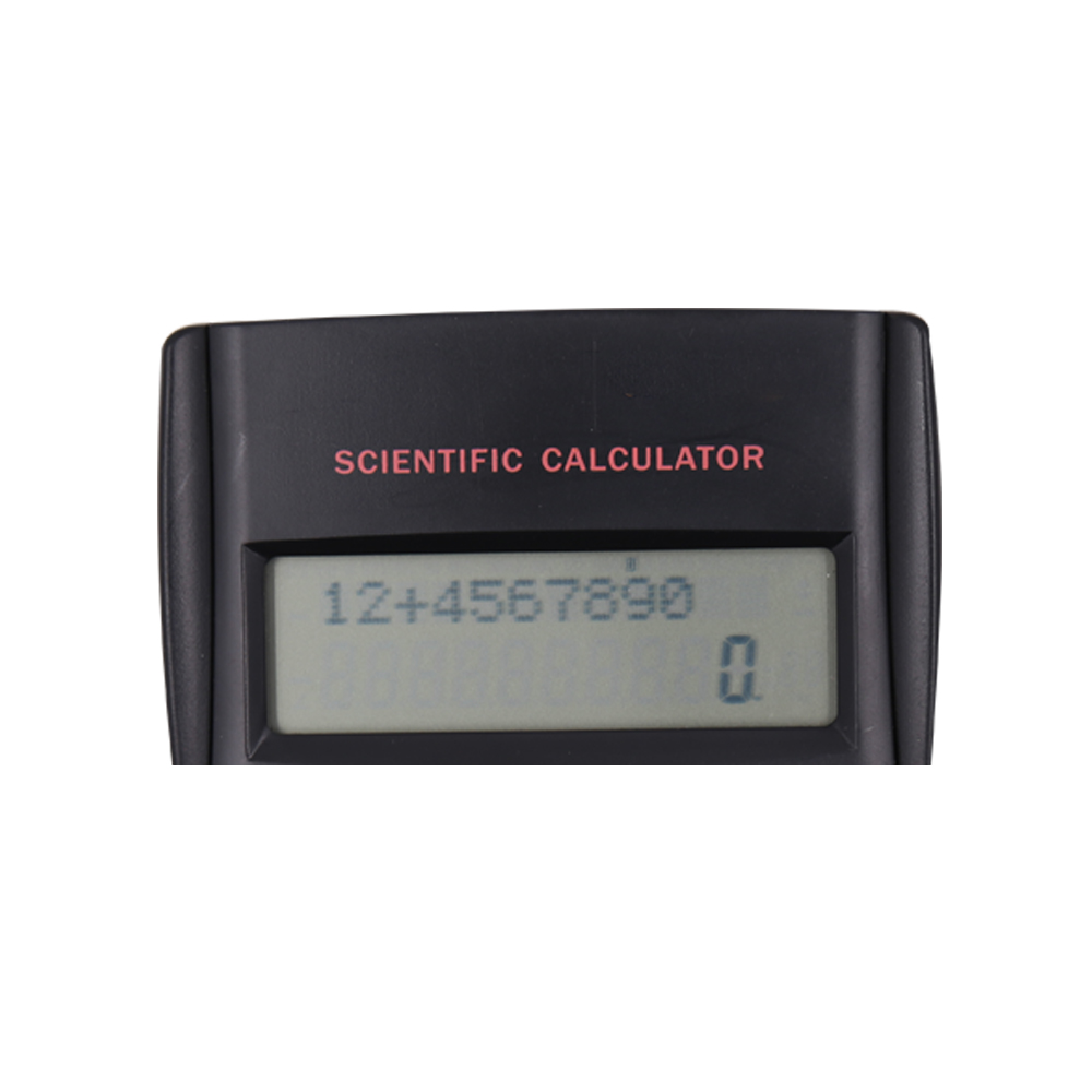 240 Functions Scientific Calculator with 2 Line Display