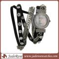 Relógios de liga de diamante de alta qualidade impermeável de moda de diamante