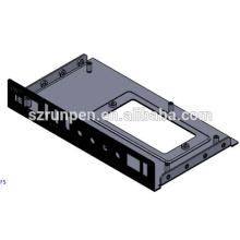 2015 Jahr Design Druckguss Aluminium Box Einsatz für IPP16