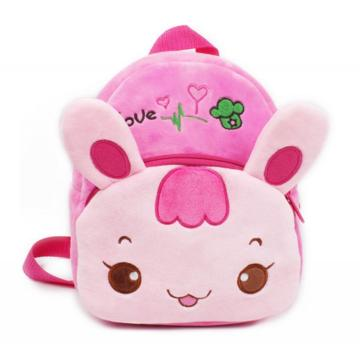 CARTOON PLUSH BUNNY BACKPACK-0