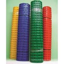 Plástico Temporário Segurança Wire Mesh