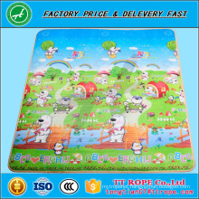 Double-sided Thick Natural Waterproof	EPE baby blanket