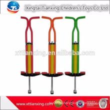China Fabrik Großhandel Grün Super Schwamm Griff Ari Jump Pogo Stick