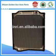 Полностью алюминиевый грузовой радиатор H1130020005A0 для китайского тяжелого грузовика Foton Auman