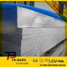 Construcción de barcos de aluminio