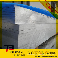 Bâtiment en bateau en aluminium