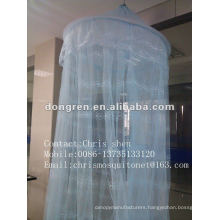 polyester jacquard bed canopy and mosquito net for double bed