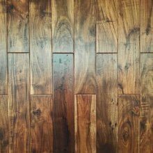 Household/Commercial Solid Acacia Wood Flooring/Parquet Flooring