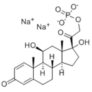 Prednisolone phosphate sodium CAS 125-02-0