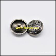 Haste de Metal botão de venda quente