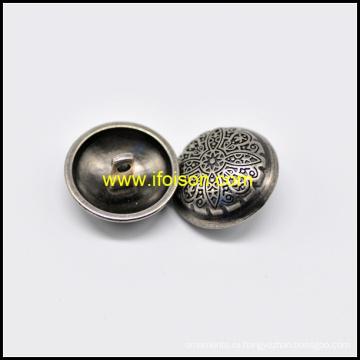 Горячие продажи металла хвостовик кнопка