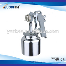 Hot Sale Hvlp Spray Gun With Plastic Gravity