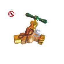 lead free brass sillcock