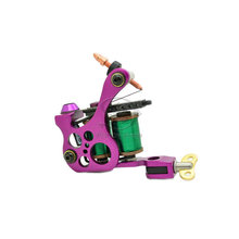 High Quality Purple Shader Paddy Iron Tattoo Machine