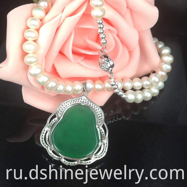 Real Pearl Necklace Jewelry