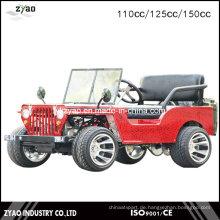 Kleiner Jeep / Kinder Amy Jeep / Mini Rover für Kinder / Go Kart zum Verkauf 110ccm, 125ccm, 150ccm