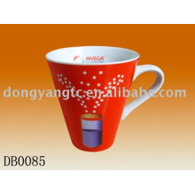 Factory direct wholesale 11oz color changing magic coffee mug