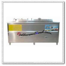 F044 300L Single Tank Kommerziellen Obst und Gemüse Waschmaschine