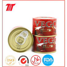 2.2 Kg Canned Tomato Paste, Tomato Sauce, Tomato Ketchup of Natural Color
