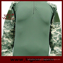 Military Tactical Uniform Camouflage Waterproof Shirt Frog Suit