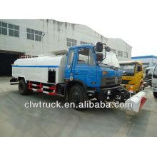Dongfeng de alta presión de limpieza de camiones, camiones de limpieza de carreteras