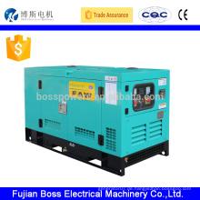 26KW Diesel-Generator-Set mit Yanmar Motor Baldachin Typ Bedienfeld