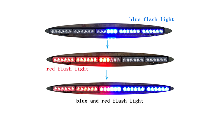 led light bar for trucks