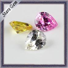 Блестящие бусины с бриллиантами