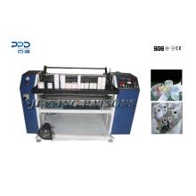 Máquina de corte longitudinal de alta calidad del rollo del papel de la caja registradora