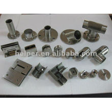 Precision casting parts for construction