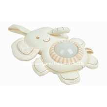 Factory Supply Organic Stuffed Baby Evening Lignt Toy