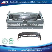 moule de voiture pare-chocs en plastique pour fabricant de moule injection plastique produits en plastique