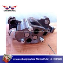 Shangchai C6121 Diesel Engine Oil Pump C15AB-4W2448