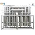 Projeto Turnkey Phamaceutical do Sistema de Tratamento de Água