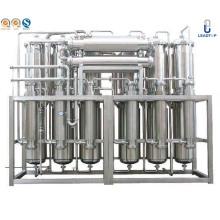 Station de traitement d'eau pour usine pharmaceutique