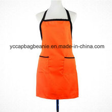 Tc6535 Cotton Polyester Apron with Adjustable Button
