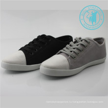Мужской обуви холст обувь обувь с резиновая подошва (СНС-011304)