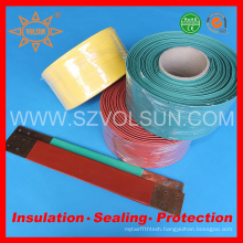 Polyolefin yellow insulation tubing for Switchgear Cabinet