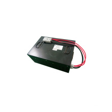 Bateria de iões de lítio 24V / 80AH com BMS para AGVs