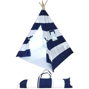 No Toxic Chemicals Ture cotton Kids Teepee Tent